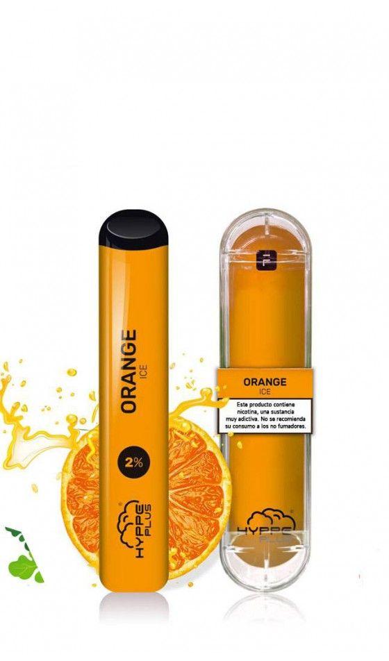POD Desechable Hype - Orange Ice