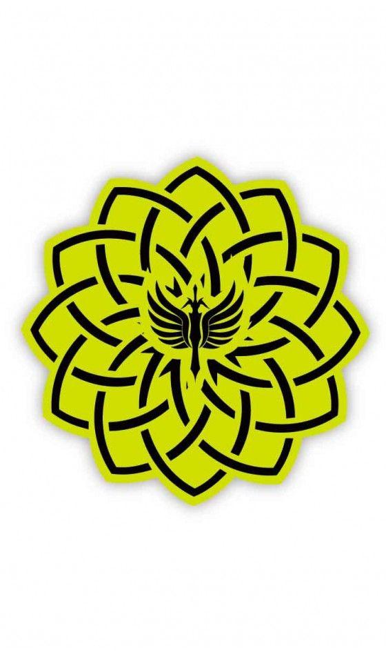 Tapete Antideslizante Sword - Yellow Neon