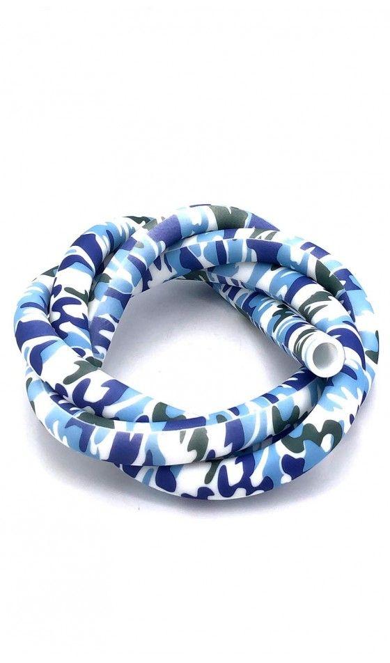 Tubo de mangueira soft - Blue Camo