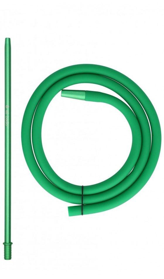 Manguera El Badia Completa Slim - Verde