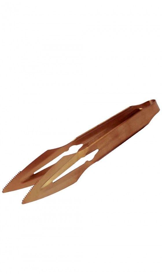 Pinzas Spear - Dark Brownie