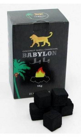 Carbon Natural Baylon Cube 1kg