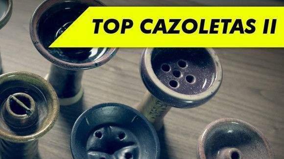 Top Cazoletas por más de 20€