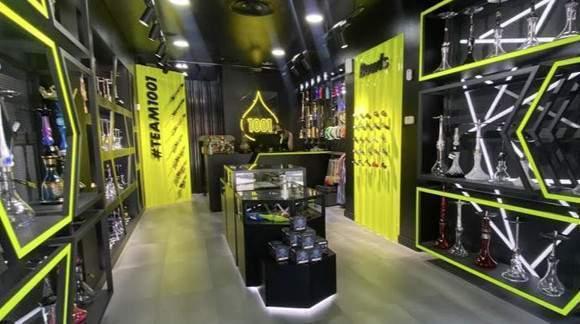 La mejor tienda de cachimbas de España, de Europa y del Mundo.