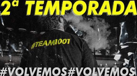 NUEVA TEMPORADA del #TEAM1001. Canal de YouTube de 1001 Cachimbas
