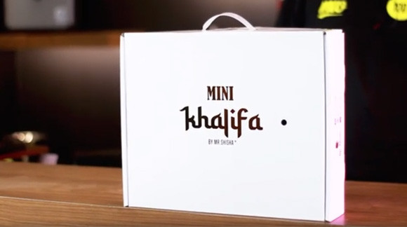 Khalifa Mini , es la mejor cachimba mini del mercado?