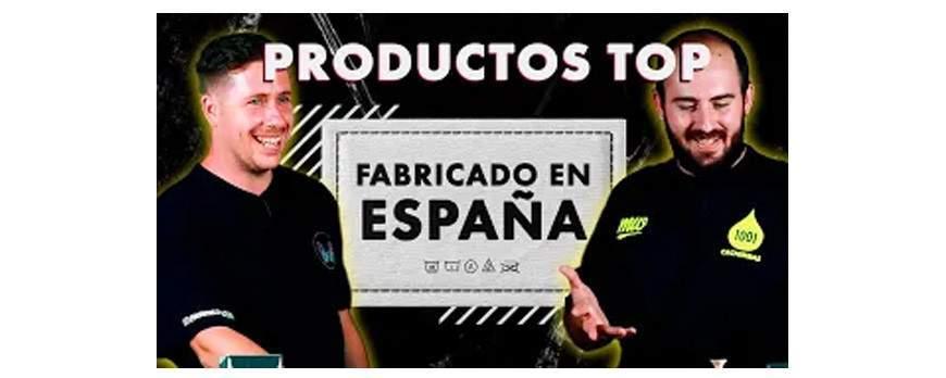 Cachimbas, Cazoletas, Boquillas, ... fabricadas en España