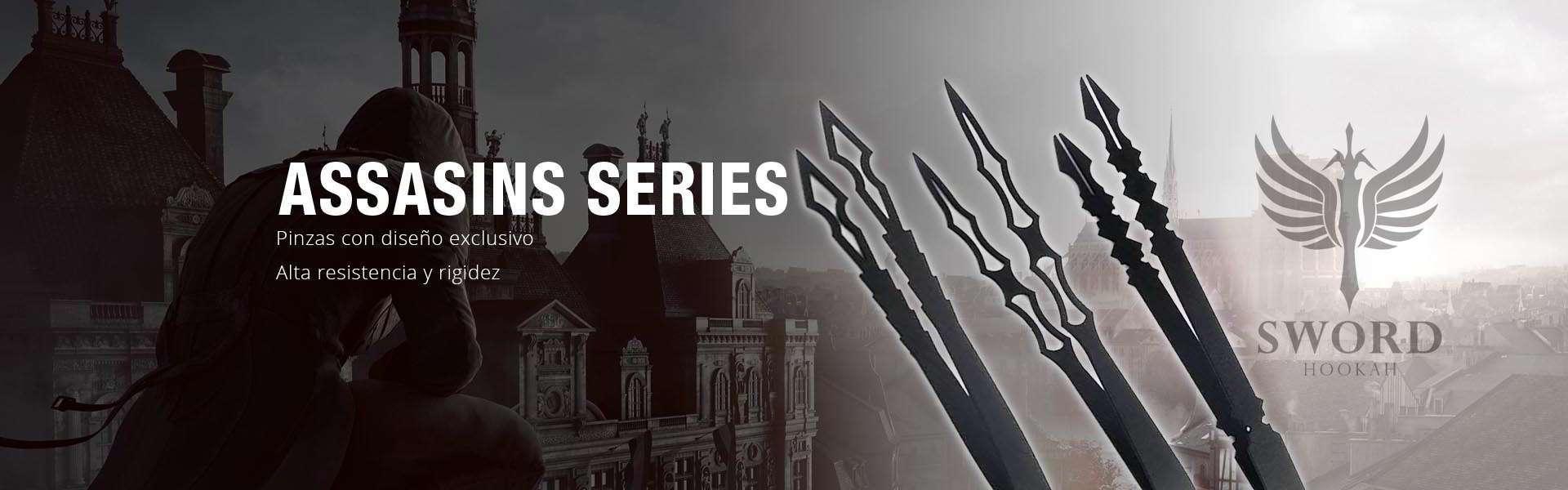 Pinzas Assasins Series